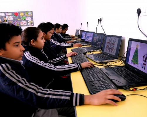 Kids Learning Animations