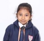 Mishthi (Zonal Gold Medal in Maths)