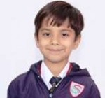Namish(Zonal Gold medal in Maths